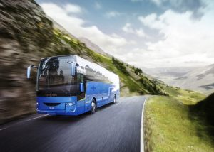 Vanhool Bus - Home Page