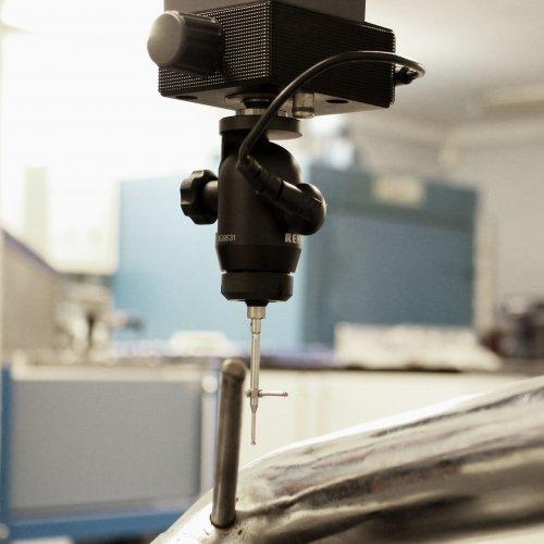 SIlflex CMM Machine